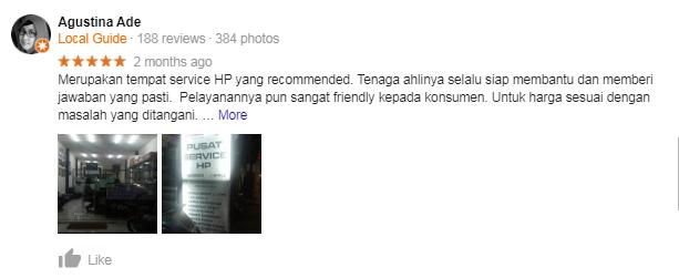 review service hp malang